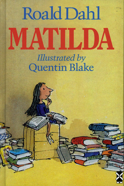 BOOK REVIEW 5: MATILDA