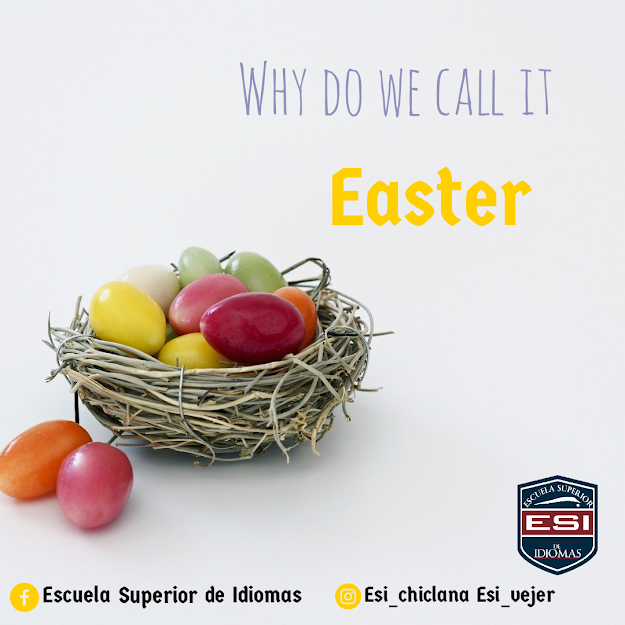 Why do we call it Easter?